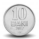 MOLDAVIE - PIECE de 10 Bani - 2017