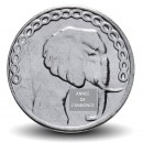 ALGÉRIE - PIECE de 5 Dinars - Elephant - 2019