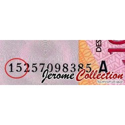 BCEAO - COTE D'IVOIRE - Billet de 1000 Francs - Dromadaire - 2015