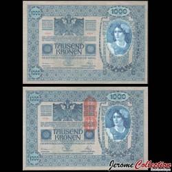 AUTRICHE / Oesterreichisch-ungarische Bank - Billet de 1000 Kronen - 1902 P59a