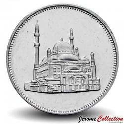EGYPTE - PIECE de 10 Piastres - Mosquée de Mohamed Ali - 2008 Km#990