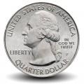 ETATS UNIS / USA - PIECE de 25 Cents - America the Beautiful - Parc Marsh-Billings-Rockefeller - Vermont - 2020 - P Km#New