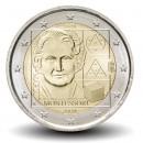 ITALIE - PIECE de 2 Euro - Docteur Maria Montessori - 2020