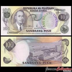 PHILIPPINES - Billet de 100 Piso - Manuel Roxas - 1978 P164a