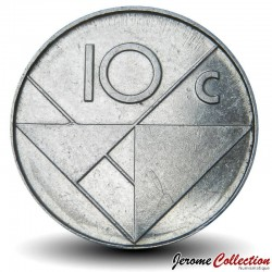 ARUBA - PIECE de 10 Cents - Reine Beatrix - 2009 Km#2