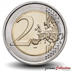 SLOVENIE - PIECE de 2 Euro - Poête slovène France Prešeren - 2007