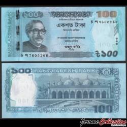 BANGLADESH - Billet de 100 Taka - Star Mosque - 2019 P57i