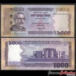 BANGLADESH - Billet de 1000 Taka - Assemblée nationale - 2020 P59j