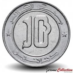 ALGÉRIE - PIECE de 10 Dinars - Faucon de Barbarie - 2013
