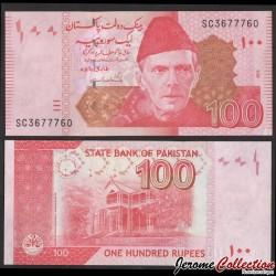 PAKISTAN - Billet de 100 Roupies - 2019 P48n1