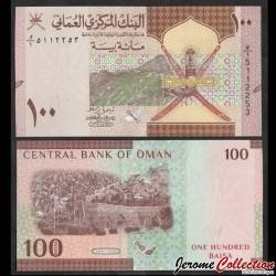 OMAN - Billet de 100 Baisa - Systèmes d'irrigation aflaj d'Oman - 2020 P50a