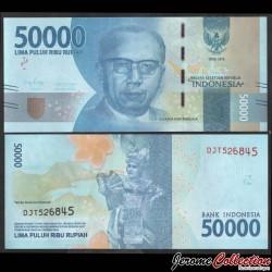 INDONESIE - Billet de 50000 Rupiah - 2019 P159d