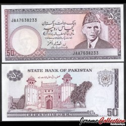 PAKISTAN - Billet de 50 Roupies - Porte Alamgir - 2006 P48a8