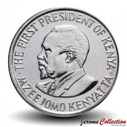 KENYA - PIECE de 1 shilling - Mzee Jomo Kenyatta - 2010