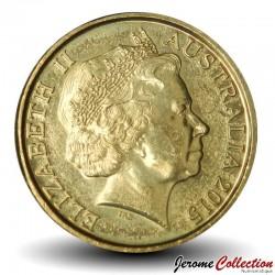 AUSTRALIE - PIECE de 2 Dollars - In Flanders Fields - 2015