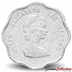 CARAIBE ORIENTALE - PIECE de 1 Cent - 1991