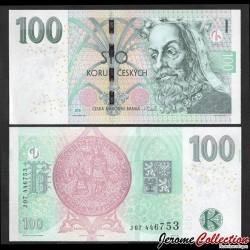 REPUBLIQUE TCHEQUE - Billet de 100 Korun - 2018 P18g