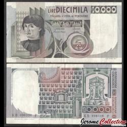 ITALIE - Billet de 10000 Lire - 01.09.1980 P106b