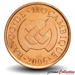 MOZAMBIQUE - PIÈCE de 5 Centavos - 2006