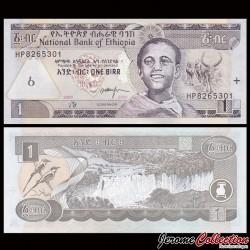 ETHIOPIE - Billet de 1 Birr - 2008