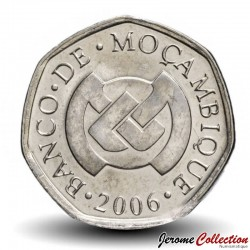 MOZAMBIQUE - PIÈCE de 1 Metical - 2006