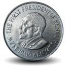 KENYA - PIECE de 1 Shilling - Président Jomo Kenyatta - 1978