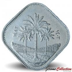 IRAK - PIECE de 500 Fils - Cocotiers - 1982 Km#165