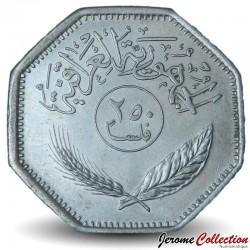 IRAK - PIECE de 250 Fils - Cocotiers - 1980 Km#147