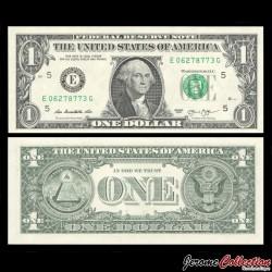 ETATS UNIS - Billet de 1 DOLLAR - 2013 - E(5) Richmond