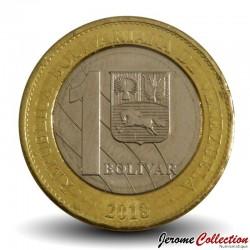 VENEZUELA - PIECE de 1 Bolívar - 2018