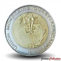 ETATS DE L'AFRIQUE DE L'OUEST - PIECE de 250 FRANCS - 1996 - BCEAO