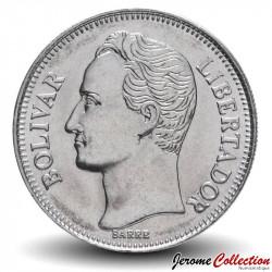 VENEZUELA - PIECE de 1 Bolivar - 1990
