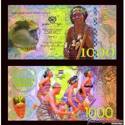 Nederlands-Guinea / Ghana - Billet de 1000 Gulden - 2016 1000
