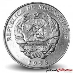 MOZAMBIQUE - PIÈCE de 5000 Meticais - Lignes haute tension - 1998