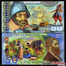 Ceylan néerlandais - Billet de 50 Gulden - 2016 0050
