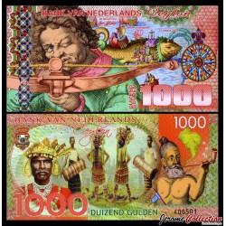 Ceylan néerlandais - Billet de 1000 Gulden - 2016 1000