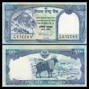NEPAL - Billet de 50 Roupies - Tahr himalayen - 2008