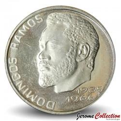 CAP VERT - PIECE de 20 ESCUDOS - Domingos Ramos - 1982 Km#20