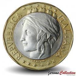 ITALIE - PIECE de 1000 Lires - Union européenne (Allemagne non réunifiée) - 1997