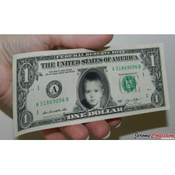 USA / ETATS-UNIS - VERITABLE Billet de 1 DOLLAR - PERSONNALISABLE