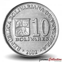 VENEZUELA - PIECE de 25 Centimos - 1989