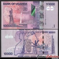 OUGANDA - Billet de 10000 Shillings - 2021 P52g
