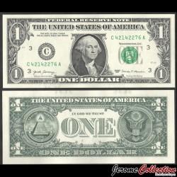 ETATS UNIS / USA - Billet de 1 DOLLAR - C(3) Philadelphie - 2017 P544aC