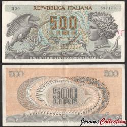 ITALIE - Billet de 100000 Lire - Le Caravage - 1986