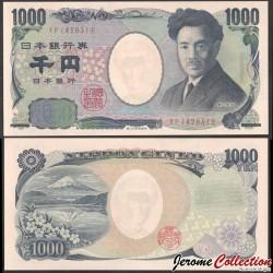JAPON - Billet de 1000 Yen - 2004 P104b