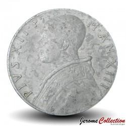 VATICAN - PIECE de 10 Lires - Prvdentia - Pie XI - 1951