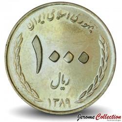 IRAN - PIECE de 1000 Rials - La fete de l'Aïd el-Kebir - 2010