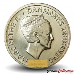 DANEMARK - PIECE de 10 Couronnes Danoise - Margrethe II - 2017