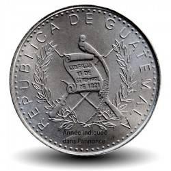 GUATEMALA - PIECE de 5 Centavos - Arbre ceiba - 2010