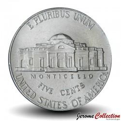 ETATS UNIS / USA - PIECE de 5 Cents -